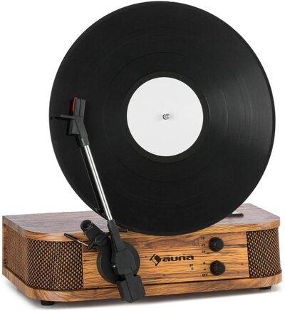 platine vinyle verticale