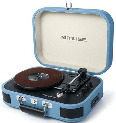 Tourne disque valise